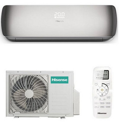 Hisense Slim AS-13UR4SVPSC5G(С)/AS-13UR4SVPSC5W(С) инвертор
